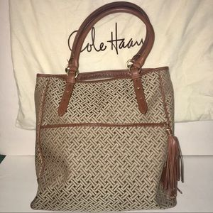 COLE HAAN- TOTE / PURSE